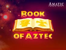 Играть в слот Book of Aztec в казино Вавада