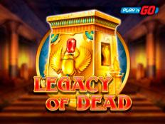 Играть в слот Legacy of Dead в казино Вавада